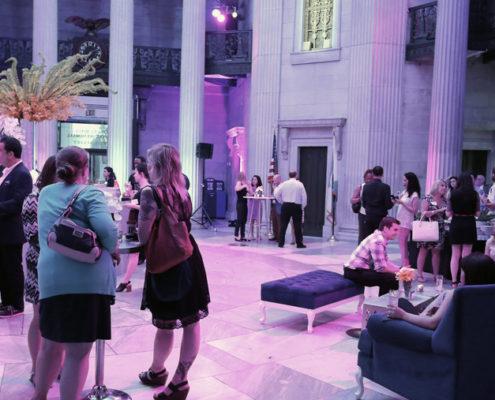 Grand Rotunda Cocktail Event